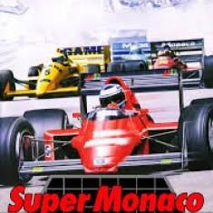 Super Monaco GP - SEGA Master System [Second hand] fm - Jocuri Sega, Curse auto-moto, 3+, Single player