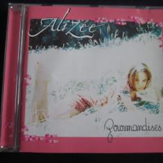 Alizee - Gourmandises _ CD, album _ Polydor (Europa) - Muzica Pop