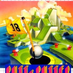 PUT + PUTTER   -  SEGA Master System [Second hand], Sporturi, 3+