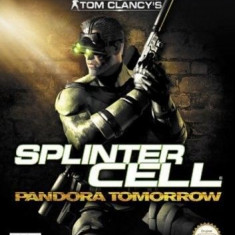 Tom Clancy's Splinter Cell Pandora Tommorow - Gamecube [Second hand] fc, Shooting, 3+, Multiplayer