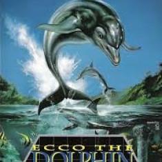 ECCO The Dolphin - SEGA Mega Drive [Second hand] fm, Actiune, 3+, Single player
