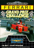 Ferrari Grand Prix Challenge -  SEGA Mega Drive [Second hand] fm, Board games, 3+, Multiplayer