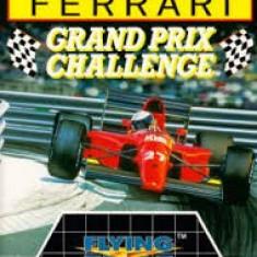 Ferrari Grand Prix Challenge - SEGA Mega Drive [Second hand] fm - Jocuri Sega, Board games, 3+, Multiplayer