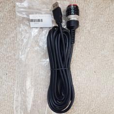 Cablu  88890305 USB Volvo Vocom Diagnosis Cable pentru interfata Vocom 88890300