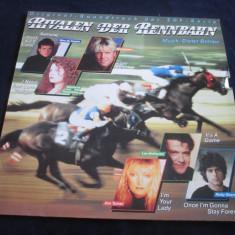Various -Rivalen Der Rennbahn _ vinyl,LP _ Hansa (Germania), VINIL, Hansa rec