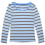 Bluza TOMMY HILFIGER Stripes - Bluze Dama, Femei - 100% AUTENTIC, S, Maneca lunga, Tommy Hilfiger