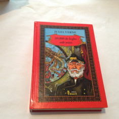 20.000 de leghe sub mari - Autor : Jules Verne,RF2/3