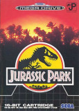 Jurassic Park - SEGA Mega Drive [Second hand], Actiune, 3+, Single player