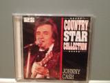 JOHNNY CASH - COUNTRY STAR - 2CD SET (1997/SR/GERMANY) - ORIGINAL/NOU/SIGILAT