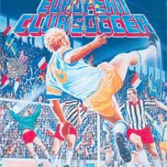 European Club Soccer - SEGA Mega Drive [Second hand] - Jocuri Sega, Sporturi, 3+, Multiplayer