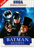 Batman Returns -  SEGA Master System [Second hand] fm, Actiune, 3+, Single player