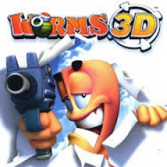 WORMS 3D -    Gamecube [Second hand], Strategie, 3+, Multiplayer