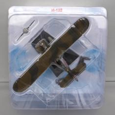 Avion Polikarpov I-152, Avioane De Legenda - DeAgostini Rusia - Macheta Aeromodel