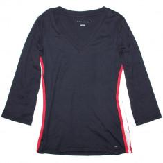 Bluza TOMMY HILFIGER Sport - Bluze Dama, Femei - 100% AUTENTIC - Bluza dama Tommy Hilfiger, Marime: S, Culoare: Bleumarin, Maneca lunga, Bumbac