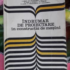 Indrumar De Proiectare In Constructia De Masini Vol.2 - I. Draghici ,BEJAN