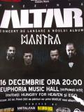 Poster Alatar - Mantra - Lansare Cluj