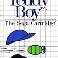 Teddy Boy - SEGA Master System [Second hand] - Jocuri Sega, Arcade, 3+, Single player