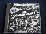 The Commitments	- The Commitments(soundtrack ) _ CD,album _MCA(Europa,1991)