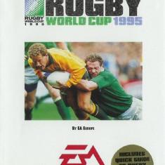 Rugby World Cup 1995 - SEGA Mega Drive [Second hand] fm, fc - Jocuri Sega, Sporturi, 3+, Multiplayer