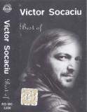 Caseta audio: Victor Socaciu - Best of ( 1999 - originala, stare foarte buna )