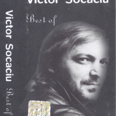 Caseta audio: Victor Socaciu - Best of ( 1999 - originala, stare foarte buna )
