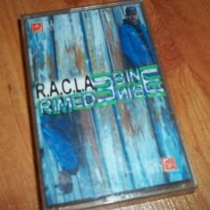 Caste originala R.A.C.L.A. RACLA Rime de ine 1998 - Muzica Hip Hop, Casete audio