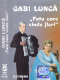 Caseta audio: Gabi Lunca - Fata care vinde flori ( Electrecord - STC 001451 ), Casete audio