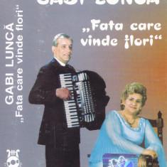 Caseta audio: Gabi Lunca - Fata care vinde flori ( Electrecord - STC 001451 ), Casete audio