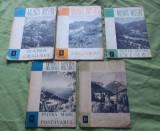 Muntii Nostri editia veche ONT nr. 2, 3, 7, 8 si 11