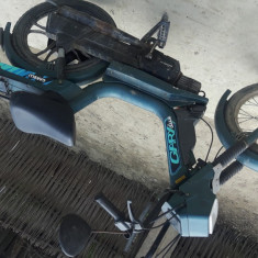 Vand motoreta - Motocicleta