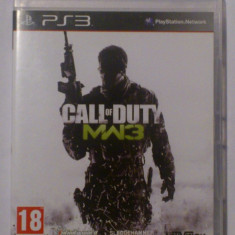 Joc Call of Duty Modern Warfare 3 Playstation 3 PS3 - Jocuri PS3 Activision