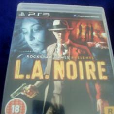 L.A.NOIRE - Jocuri PS3 Rockstar Games