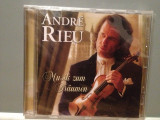 ANDRE RIEU - DREAMING (2001/POLYDOR/GERMANY) - CD ORIGINAL/NOU/SIGILAT