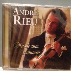 ANDRE RIEU - DREAMING (2001/POLYDOR/GERMANY) - CD ORIGINAL/NOU/SIGILAT - Muzica Clasica