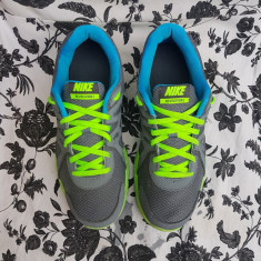 Nike Revolution 2 originali, panza, talpa spuma, nr.39-24, 5 cm. - Adidasi dama Nike, Culoare: Gri, Textil