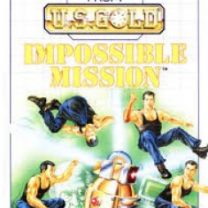 Impossible Mission - SEGA Master System [Second hand] - Jocuri Sega, Actiune, 3+, Single player