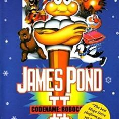 James Pond II  Codname ROBOCOD - SEGA Mega Drive [Second hand] fm,cd, Actiune, 3+, Single player