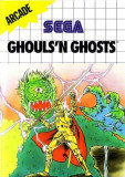 Ghouls N Ghosts  -  SEGA Master System [Second hand], Actiune, 3+, Single player