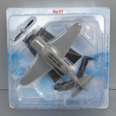 Avion Yakovlev Yak-11, Avioane De Legenda - DeAgostini Rusia - Macheta Aeromodel