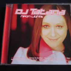 DJ Tatana - Neon Lights _ CD, album _ Warner Bros. (Elvetia) - Muzica House