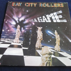 Bay City Rollers - It's A Game _ vinyl, LP _ Ariola (SUA) - Muzica Rock arista, VINIL