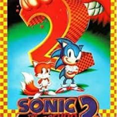 Sonic 2 - The Hedgehog - SEGA Mega Drive [Second hand] fm - Jocuri Sega, Actiune, 3+, Single player