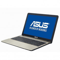 Laptop Asus VivoBook Max X541NA-GO120, 15.6 HD N3350 4Gb 500Gb Uma Dos Gld Noodd