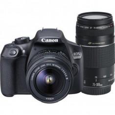 Camera foto Canon Kit 1300D 18-55-300Dc - Aparat foto DSLR