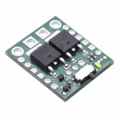 Comutator Big MOSFET HP cu Protecţie la Alimentare Inversă și Buton Lateral