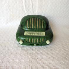 Radioreceptor reproducere miniatura Sonora Sonorette 1950, radio de colectie