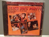 BEACH BOYS - PARTY/STACK-O-TRACKS - (1990/CAPITOL/UK)- ORIGINAL/NOU/SIGILAT, CD, capitol records
