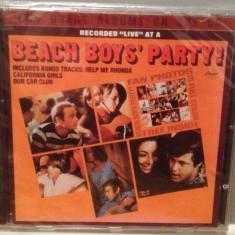 BEACH BOYS - PARTY/STACK-O-TRACKS - (1990/CAPITOL/UK)- ORIGINAL/NOU/SIGILAT, CD, capitol records