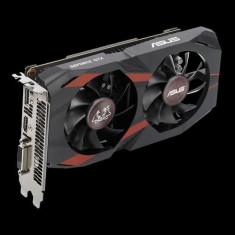 Placa video Asus NVIDIA GeForce CERBERUS-GTX1050TI-A4G, GTX 1050TI, PCI Express 3.0, 4GB GDDR5 - Placa video PC