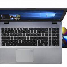 Laptop Asus Epson VivoBook Pro 15.6 inch I7-8550U 8G 1T Mx150 4Gb W10H Gray